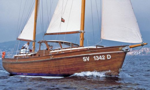 1959 Alden Ketch rigged Motor Sailer