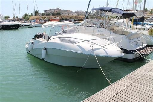 2008 Quicksilver COMMANDER 635 W.A.