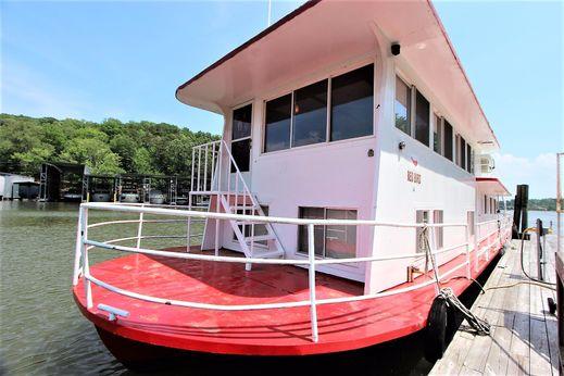 1968 Kelly Boat Company, Llc. 18 X 65 Houseboat