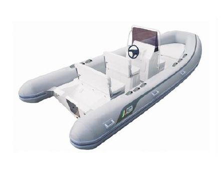 2011 Ab Inflatables Oceanus 19 VST