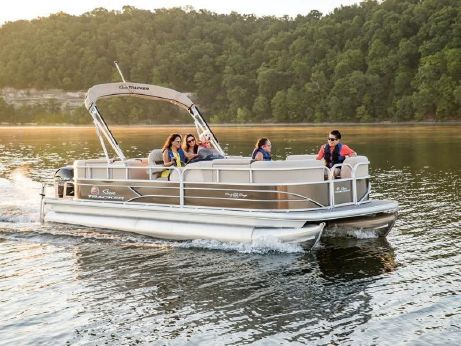 2018 Sun Tracker PARTY BARGE® 22 DLX