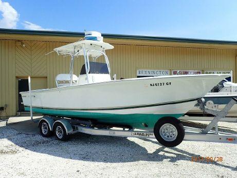 2003 Silverhawk 24 Inboard