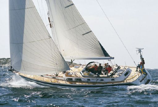 2003 Hallberg-Rassy 62
