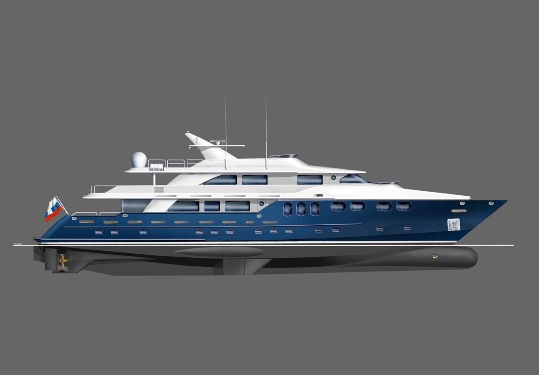 2019 Bray Yacht Design Motoryacht