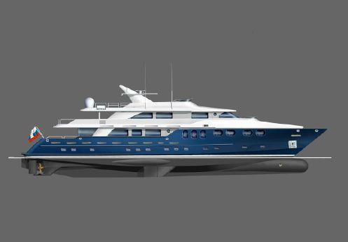 2016 Bray Yacht Design Motoryacht