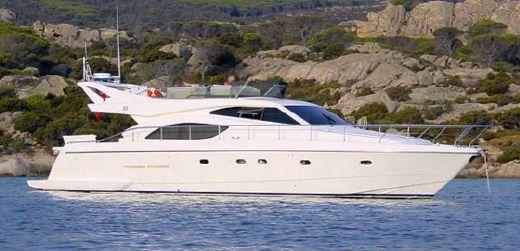2002 Ferretti Yachts 53 Fly