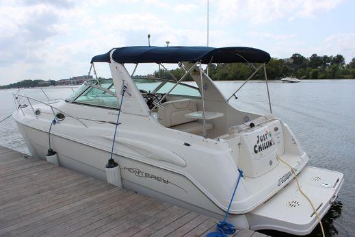 2001 Monterey 302 Cruiser