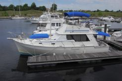 1983 Mainship 34 Mark III Trawler