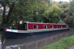 2008 Narrowboat 69' Pro-Build Cruiser Stern