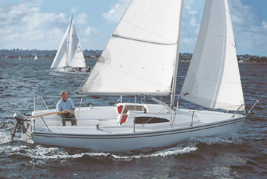 2019 Catalina 22 Capri Sail Boat For Sale - www yachtworld com