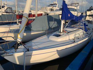 1969 Folkboat International Marieholm