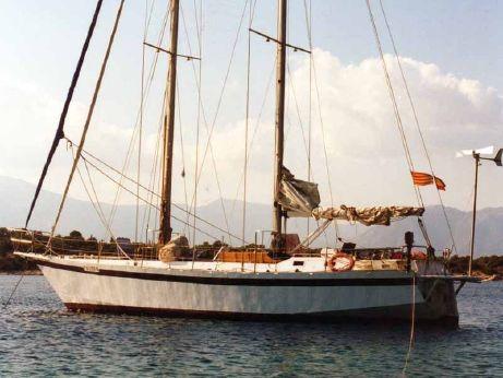 1992 Steel Schooner