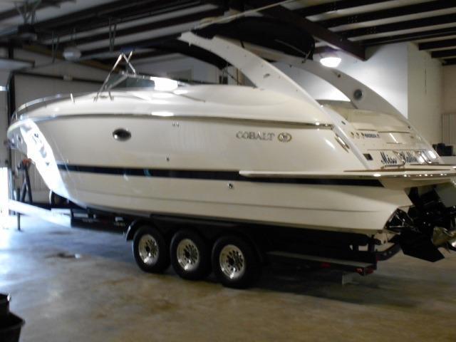 36 ft 2003 cobalt 36 express
