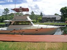 1978 Viking 35 Sportfisher