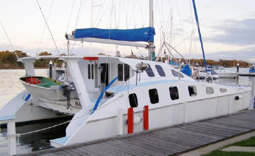 2007 Easy 38 Cruising Catamaran