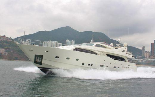 2006 Ferretti Custom Line 112