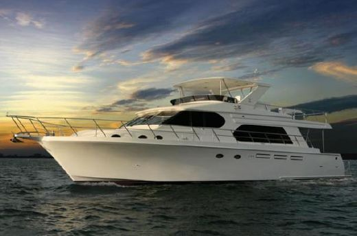 2008 Ocean Alexander 64 Motoryacht