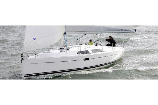 2009 Hanse 375