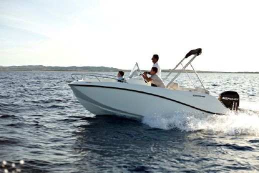 2017 Quicksilver Activ 505 Open