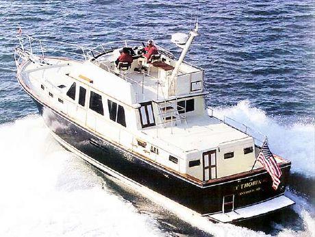 2004 Sabreline 47 Motor Yacht