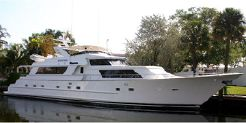 1988 Broward Raised Pilothouse