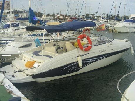 2004 Rinker 232 CAPTIVA BOW