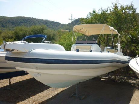 2010 Marlin Ribs 28' FB