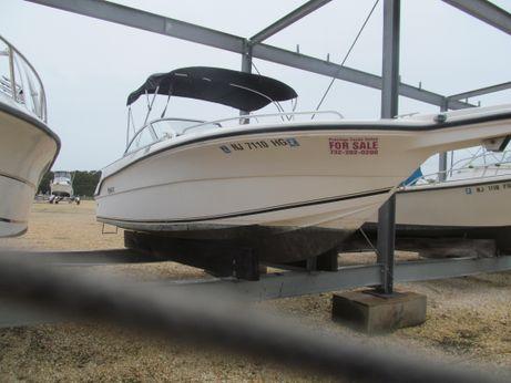2001 Angler 2100 DC