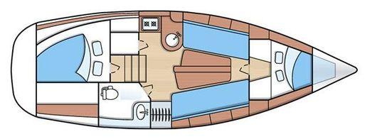 2005 Delphia Yachts Delphia 29