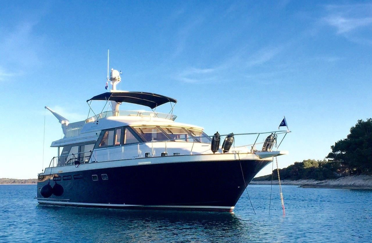 World Cat Boats For Sale >> 1996 Ocean Alexander 62 Pilothouse Power Boat For Sale