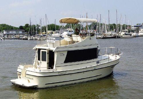 2003 Camano 31 Troll Trawler
