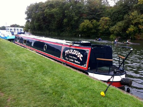 2011 Piper 58 X 6'10 Semi-Traditional Narrowboat