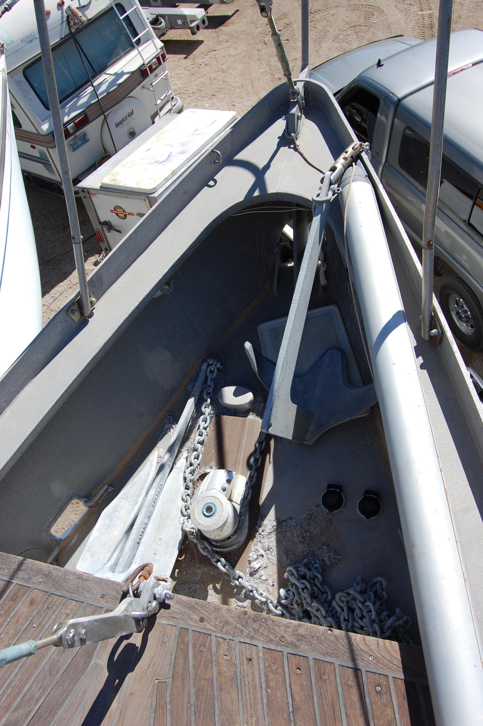 41' Custom Aluminum CC Sloop+Photo 6