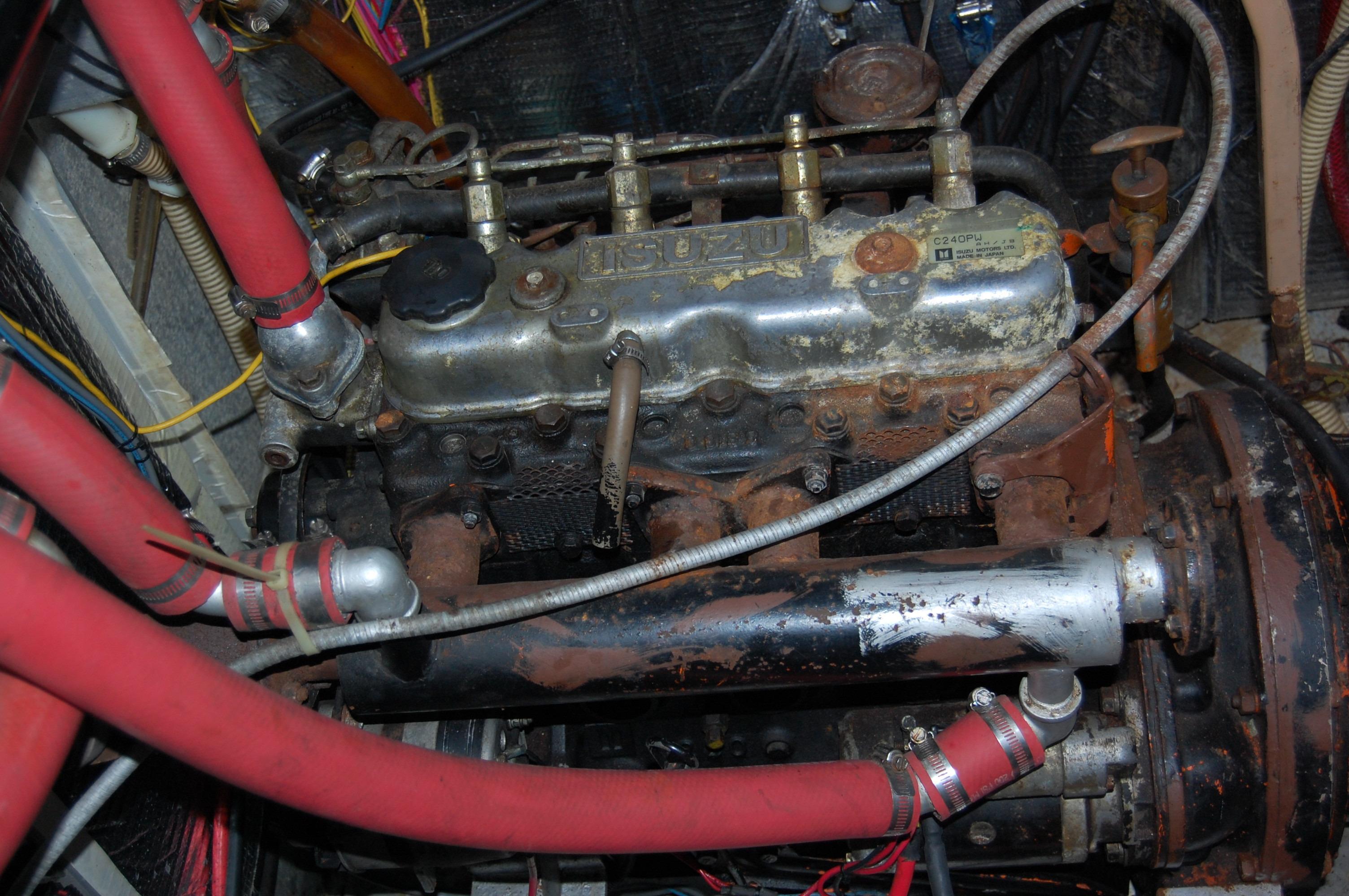 41' Custom Aluminum CC Sloop+Photo 20