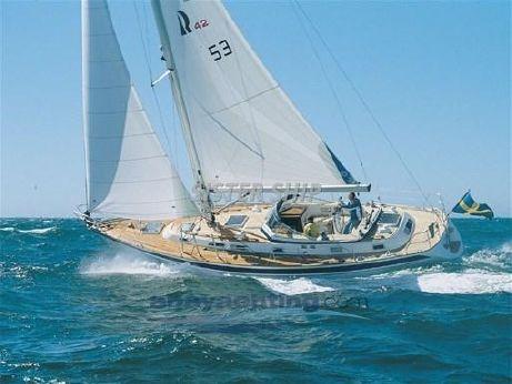 1995 Hallberg Rassy 42 F (42F)