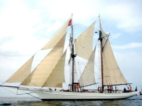 1985 Schooner Spirit Of Chemainus