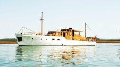 1939 Custom Gamble Hestehauge - 27 Metre Historical Yacht
