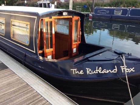 2004 Liverpool Boat Company Narrowboat