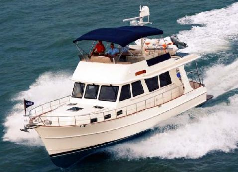 2009 Grand Banks 41 Heritage EU