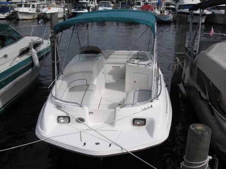 1998 Sea Ray Sundeck 240