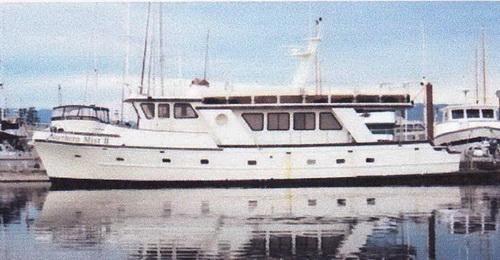 1971 Joyce Marine Pilothouse Motor Yacht