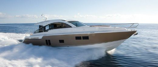 2010 Fairline 58 Targa