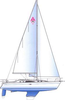2015 Catalina 385