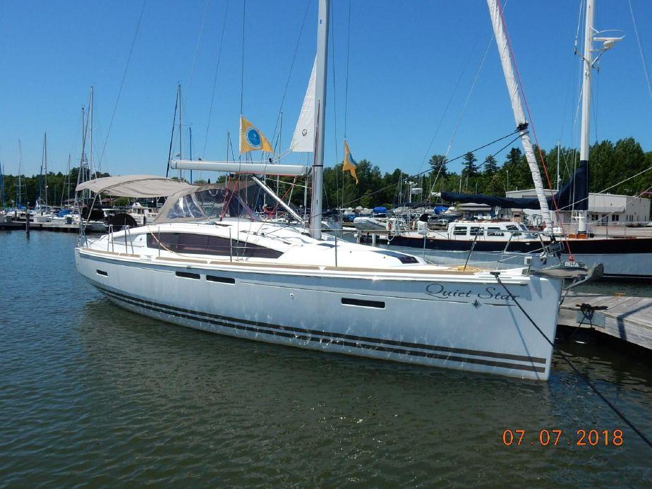 2014 Jeanneau 41DS Sail Boat For Sale - www yachtworld com