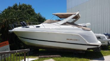 2000 Wellcraft 3000 Martinique