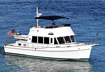 2009 Grand Banks 47 Heritage CL