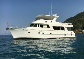 2008 Outer Reef Motor Yacht
