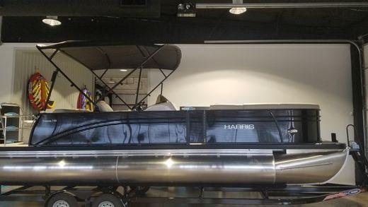 2018 Harris Flotebote HCX24 CRUISER 240