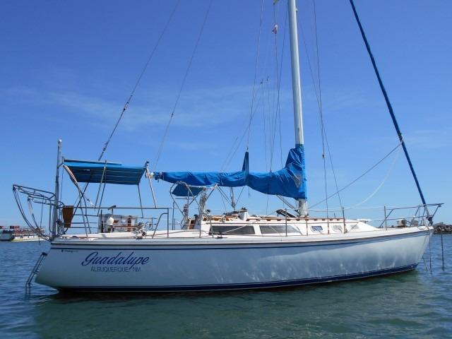 34' Catalina +Boat for sale!
