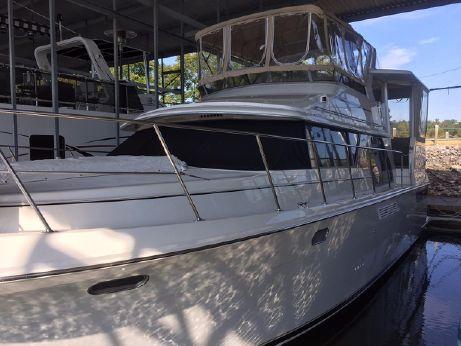 1996 Carver 440 Aft Cabin Motor Yacht